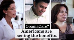 Sorry, Americans are seeing the truth and this new ad campaign spouts the benfits that really do not exist to all Americans.