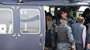 El Chapo Helicopter