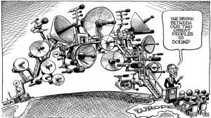 NSA economist bridge