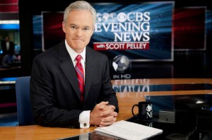 "New ""CBS Evening News"" host Scott Pelley Photo: AP"