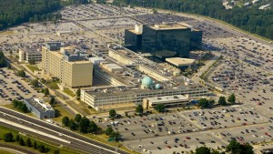 National Security Agency (NSA) in Fort Meade, Maryland (AFP Photo)