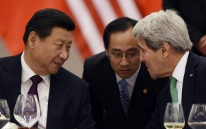 US: Kerry to leave Beijing in 'no doubt' over South China Sea expansion