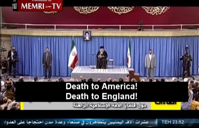 khamenei-death-to-america