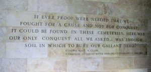 Normandy - American Cemetery (1)
