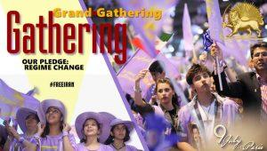 gathering-violet